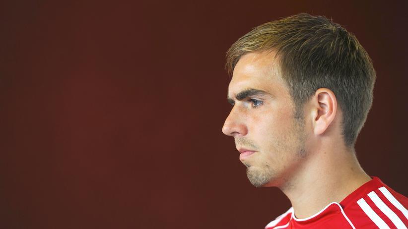 Fußballerbuch: Philipp Lahm tritt nach