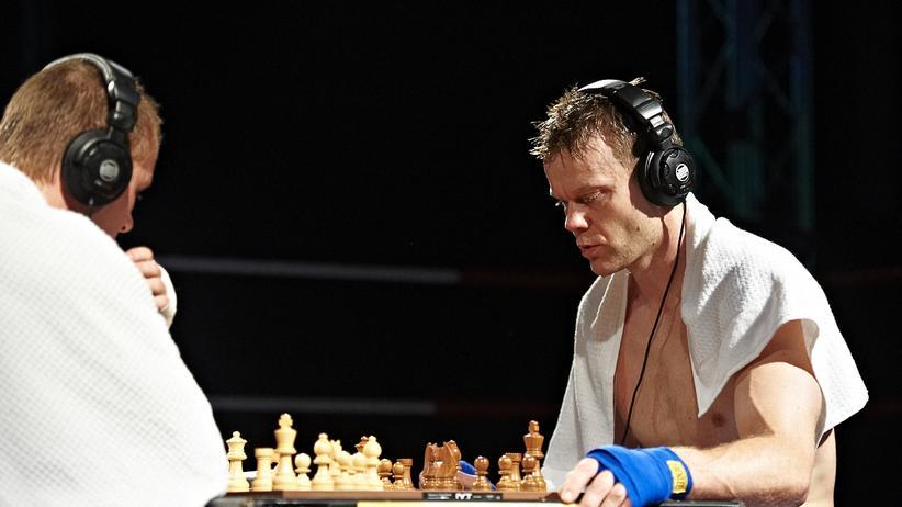 """Schachboxen: """"Einmal hatten wir Blut auf dem Schachbrett"""""""