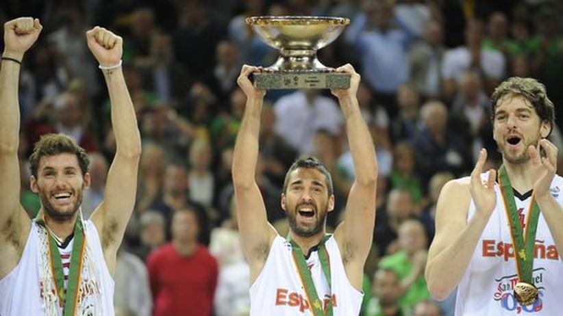 Basketball: Viel besser als Dirk Nowitzki