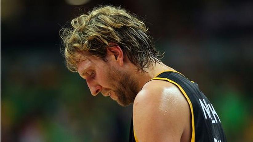 Deutsches EM-Aus: Basketball bleibt eine Randsportart