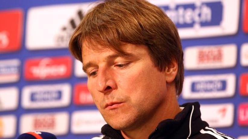 Hamburger SV: Michael Oennings Mängelliste ist lang.
