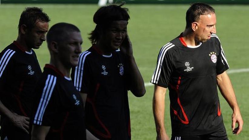 Bundesliga-Vorschau: Ribéry tritt zurück ins Licht