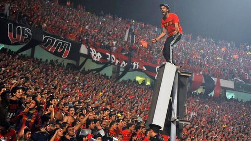 """Nordafrika: """"Der Islam und der Fußball sind das Wichtigste"""""""