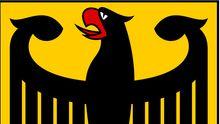 Das Wappen der Bundesrepublik Deutschland