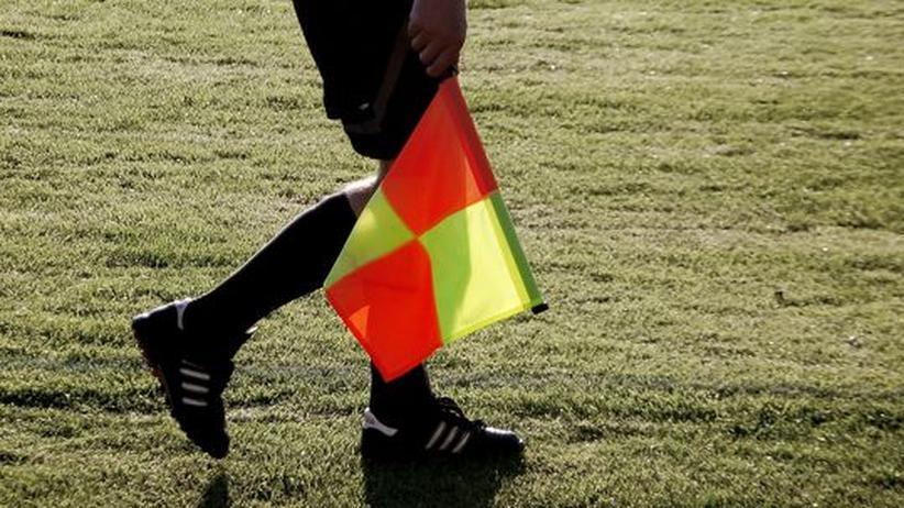 Amateurfußball: Berlins Schiedsrichter streiken