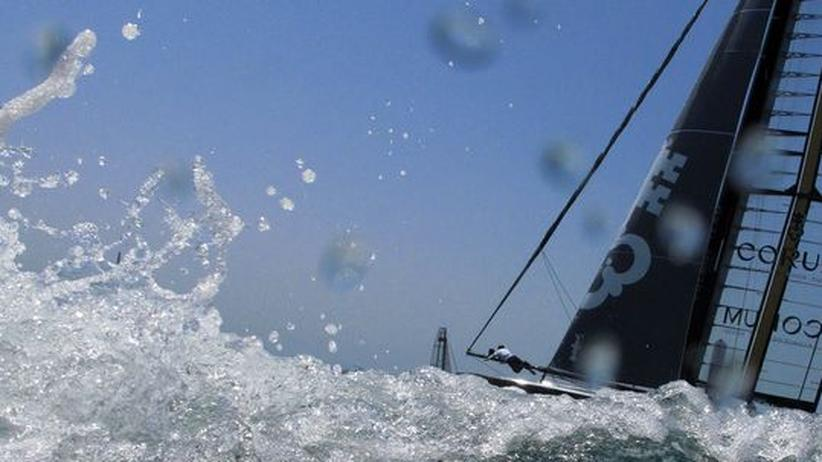 America's Cup: Die neue französische Art extrem zu segeln