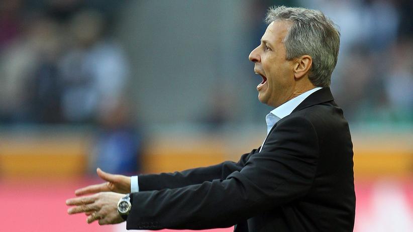 Belastung als Bundesliga-Coach: Lucien Favres Leidenschaft, die Leiden schafft