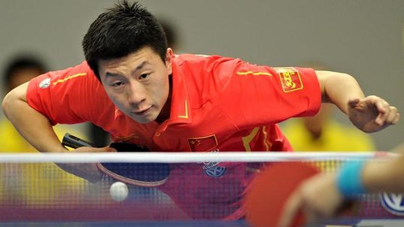 Tischtennis: China will in Europa Akademie für seine Gegner bauen