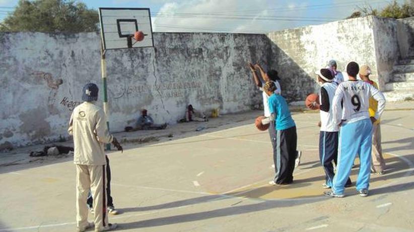 Arab Games: Die mutigen Basketballerinnen aus Somalia