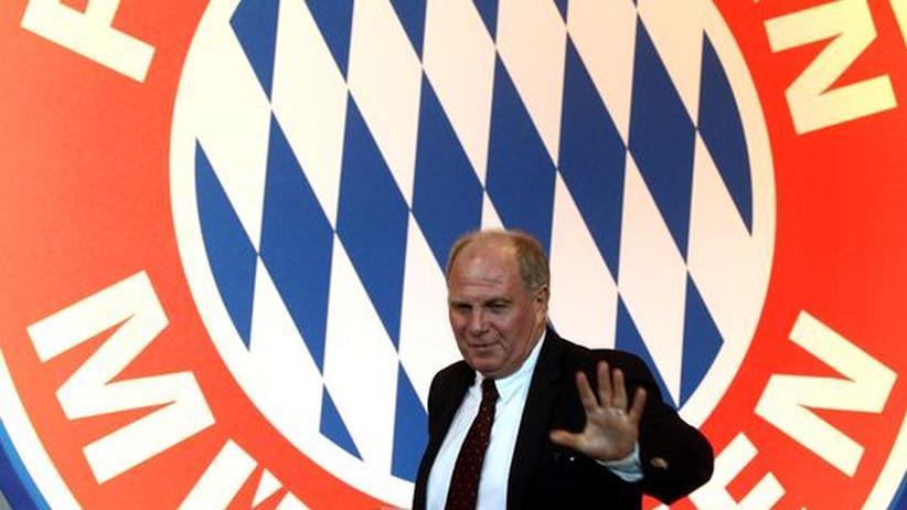 """Uli Hoeneß: """"Diese Medienberieselung macht die Leute krank"""""""