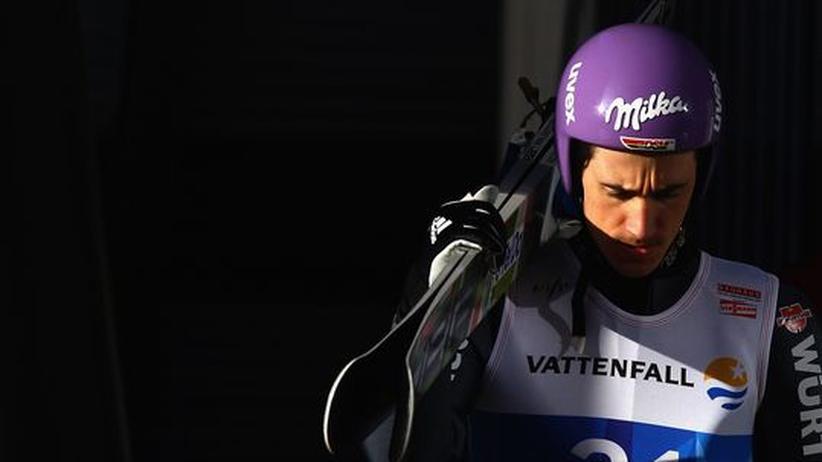 Vierschanzentournee: Der ewige Skispringer Martin Schmitt