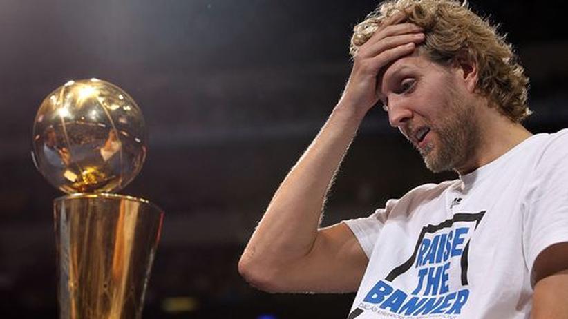 NBA-Saisonstart: Nowitzkis Chancen auf die Titelverteidigung sind gering