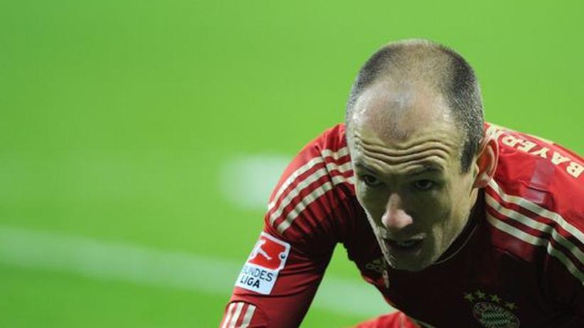 Bundesliga-Rückschau: Arjen Robben denkt zuerst an sich selbst