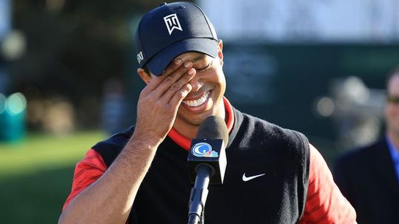Golf: Tiger Woods ist zurück