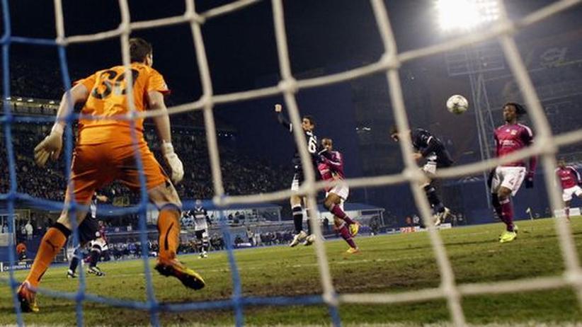 Champions League: Ein 7:1 unter Manipulationsverdacht