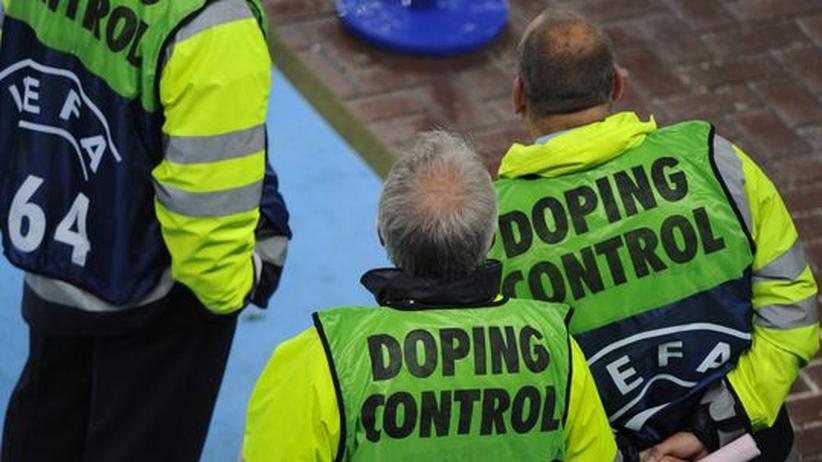 Doping im Fußball: Alle drei Jahre eine Kontrolle