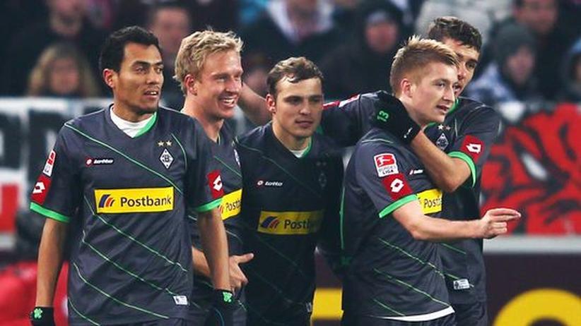 Bundesliga, 19. Spieltag: Gladbach zeigt auch in Stuttgart Stärke