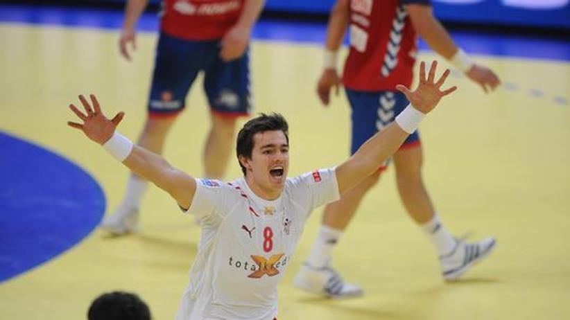 EM-Sieg: Dänemark ist Handball-Europameister