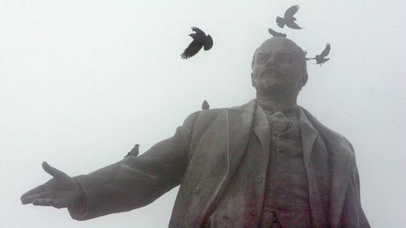 Fußball-EM 2012: Der wegretuschierte Lenin