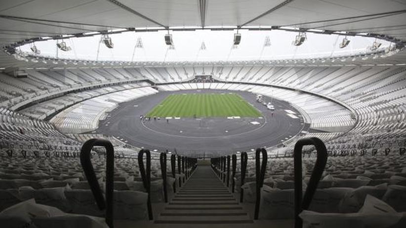 Olympia 2012: Londoner halten Olympische Spiele für Geldverschwendung