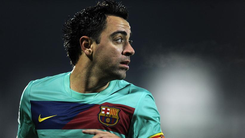Weltfußballer-Wahl: Xavi Hernández, Spielmacher des FC Barcelona