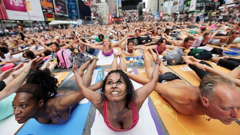 Freizeitsport: Wie Yoga den Körper ruinieren kann