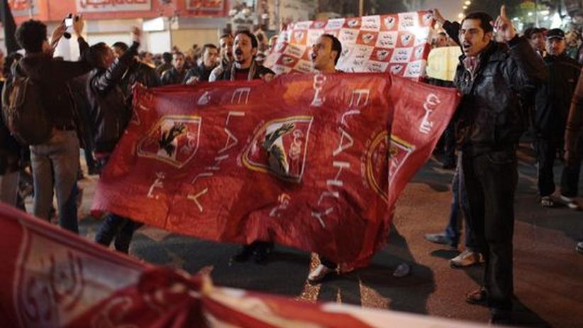 Fans von Al-Ahli: Rache für die Toten von Port Said?