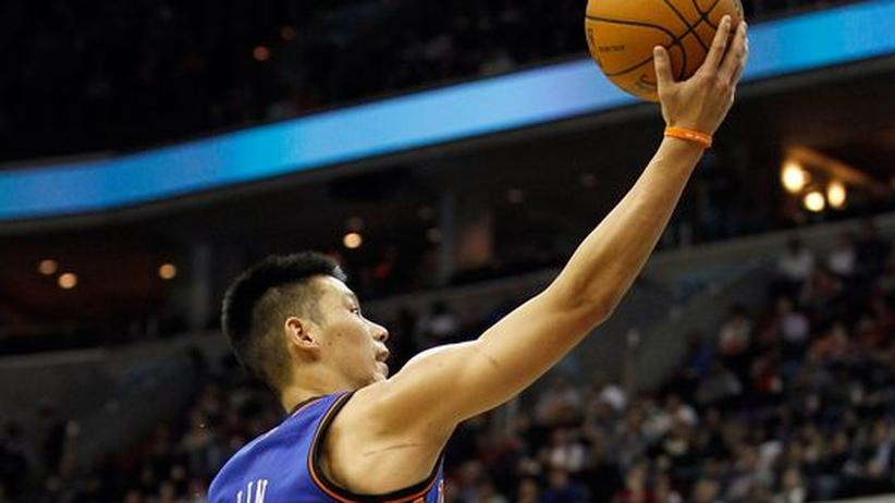 Jeremy Lin: Vom Harvard-Studenten zum NBA-Star
