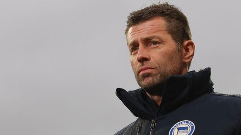 Bundesliga: Hertha entlässt Trainer Skibbe