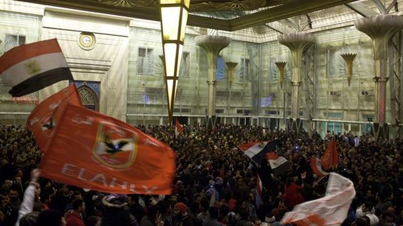 Ägyptens Ultras: Die militantesten Gegner der Militärregierung