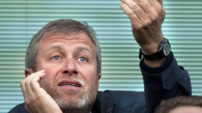 Roman Abramowitsch: Chelseas Oligarch greift ein