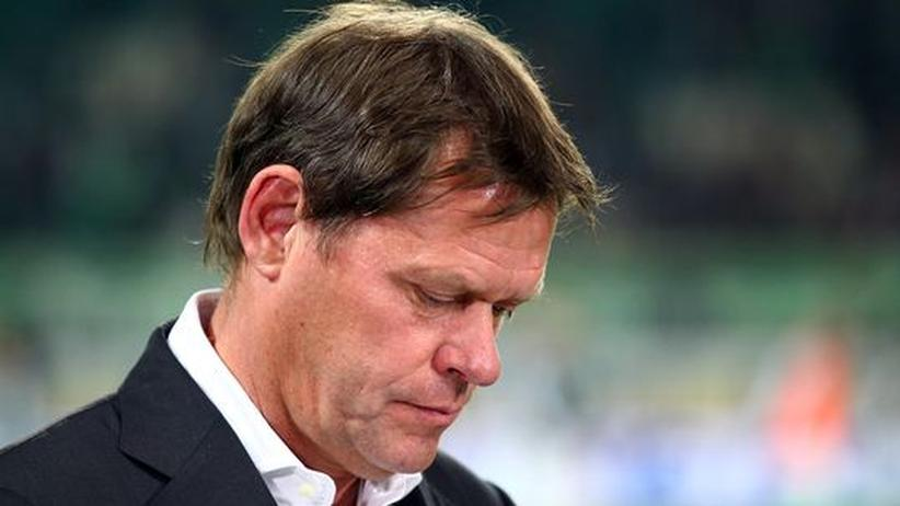 """Frank Arnesen: """"Fink hat die Mannschaft sofort besser gemacht"""""""