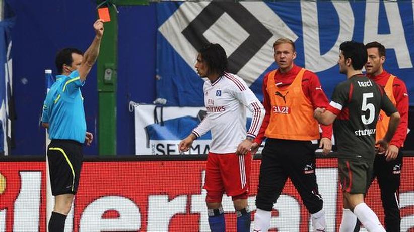 Bundesliga-Rückschau: Guerrero verübt das schlimmste Foul des Jahres