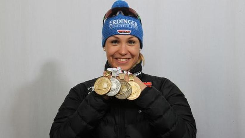 Biathlon: Die schwierige Suche nach einer Nachfolge für Magdalena Neuner