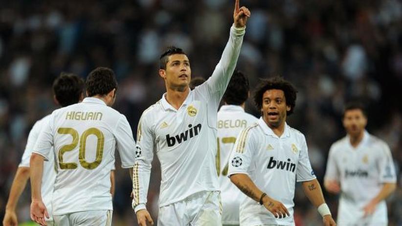 Champions League: Madrid und Chelsea schaffen den Sprung ...