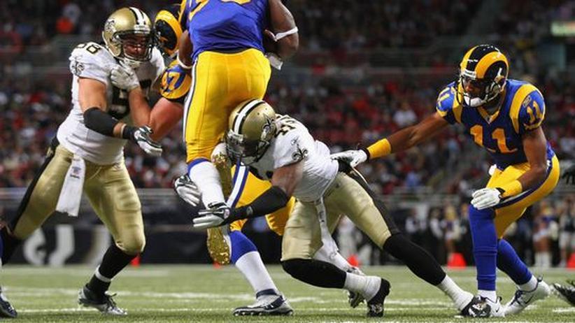 American Football: Die Knochenjäger von New Orleans