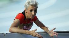 Ariane Friedrich bei der Leichtathletik-EM 2010