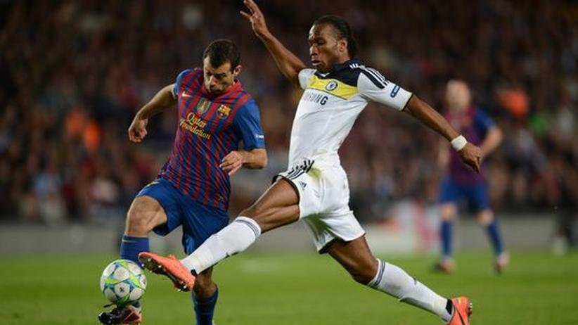 Champions League: Chelsea schafft die Sensation in Barcelona