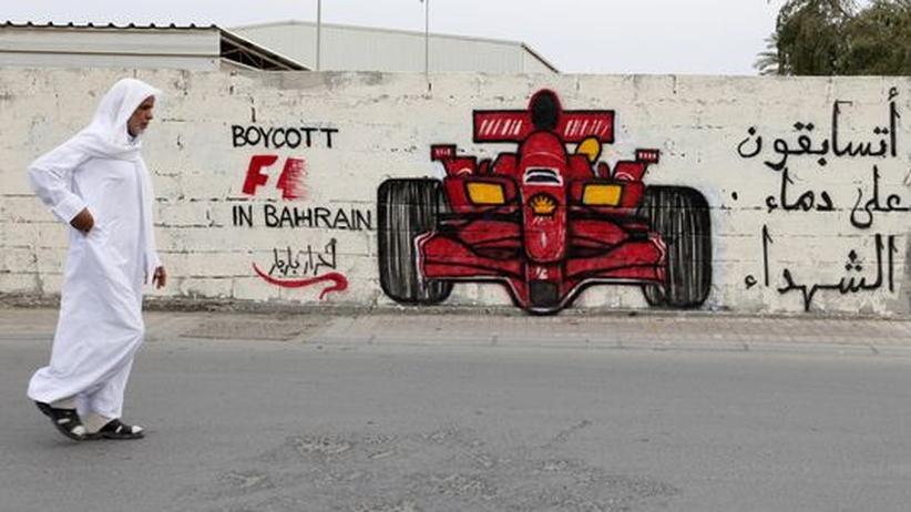 Formel 1: Tage des Zorns in Bahrain