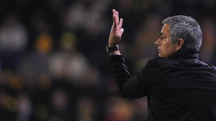 José Mourinho: Doch nicht Gott