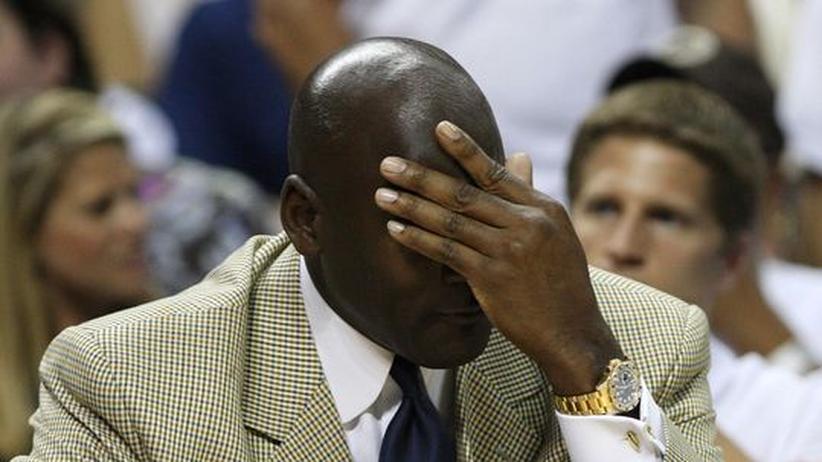 US-Basketball: Michael Jordan und das schlechteste NBA-Team aller Zeiten