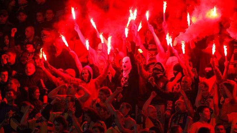 "Serhij Zhadan: ""Die Ukrainer werden Janukowitsch ausbuhen"""