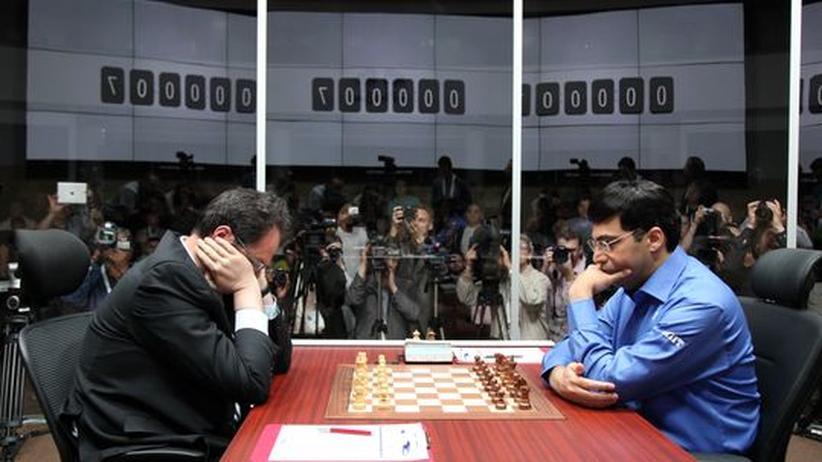 Schach-WM: Die Schacherklärer