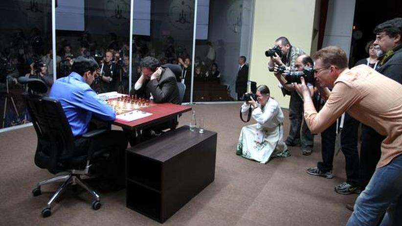 Schach-WM: Die letzte Partie endet remis