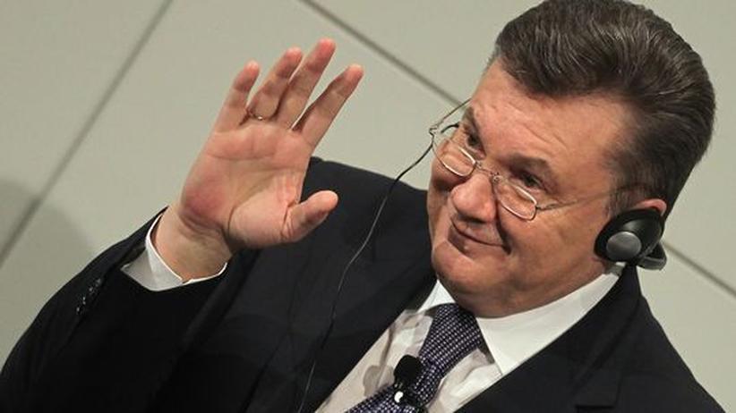 """Fußball-EM: """"Janukowitsch hat nichts verstanden"""""""