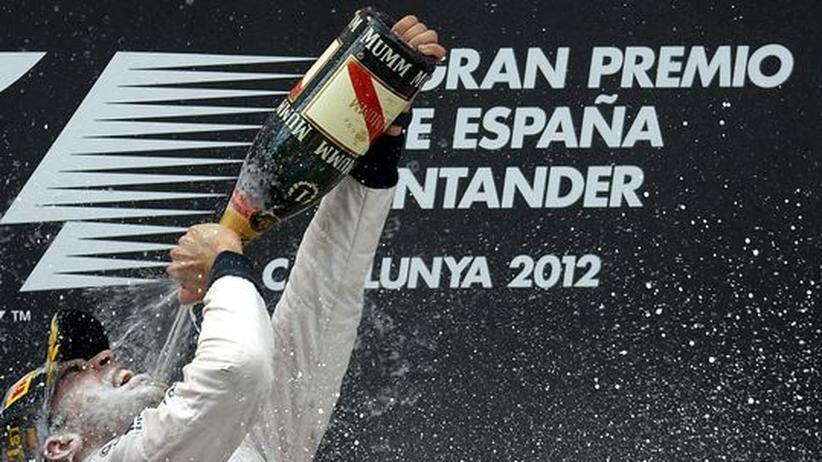 Pastor Maldonado: Der Rennfahrer von Chavez' Gnaden