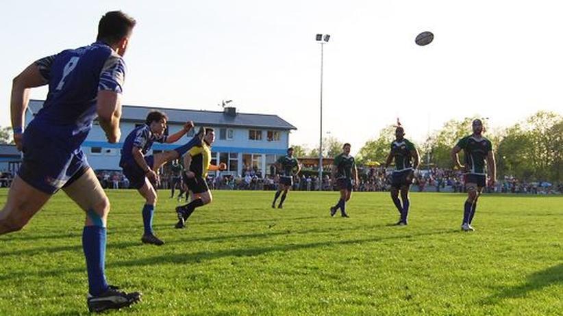 Heidelberg: Die Einsamkeit der Rugby-Recken