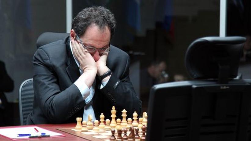 Schach-WM: Anand baut eine Festung