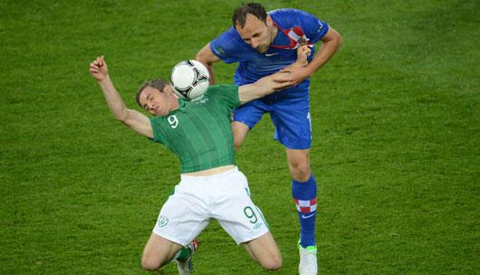 Kroatien Irland