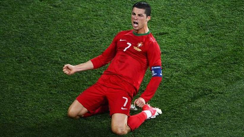Portugal – Niederlande: Ronaldo und sein Pausenbrot